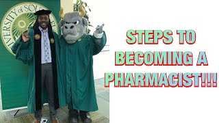 HOW TO BECOME A PHARMACIST!!💊