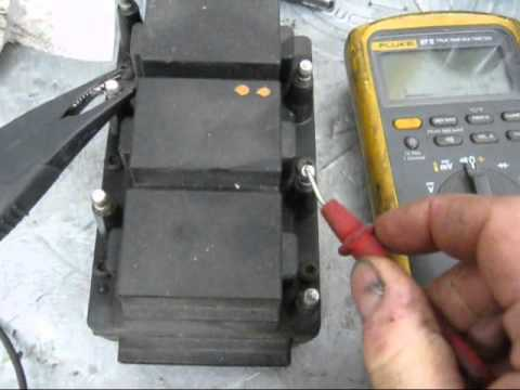 Download Ignition Coil Primary Amp Secondary Resistance