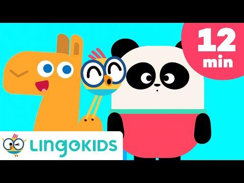 Alice the Camel + More Music Games for Kids - Dance Songs for Kids | Lingokids