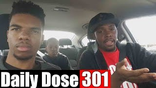 Q&A WITH TRENT AND JUICE - #DailyDose Ep. 301 | #G1GB