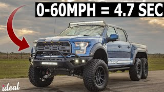 5 Sleeper Trucks You Don't Want To Race Against