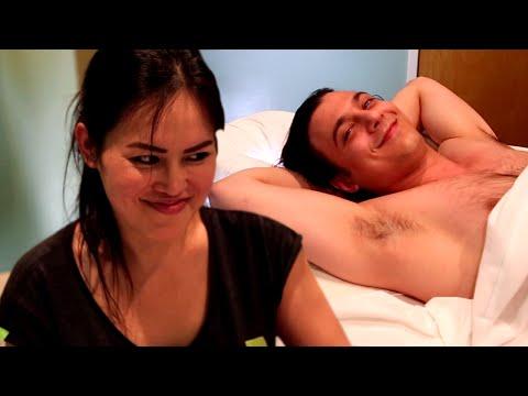 GETTING A SEXY MASSAGE IN LA