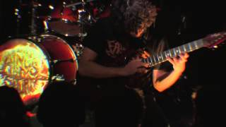 Rings of Saturn - The Corpses Imploding Across North America Tour - FULL SET - LIVE [HD]