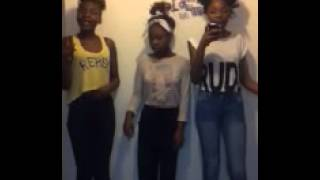 The Kib sisters: girl on fire cover