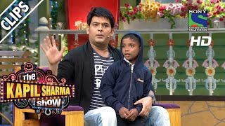 Kapil welcomes Mayur Patole to the show -The Kapil Sharma Show -Episode 31- 6th August 2016