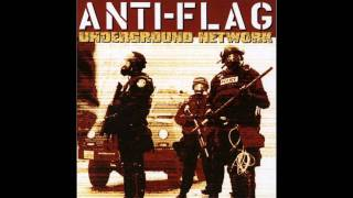 Anti-Flag: Spaz's House Destruction Party (The Underground Network)