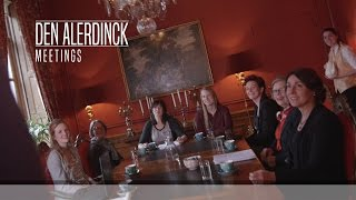 Den Alerdinck - Meetings