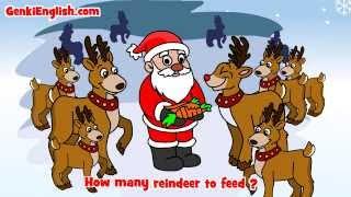How many days till Christmas? Song GenkiEnglish.com