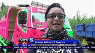Sosok Inspirasi - Ibu Tunggal Menjadi Supir Truk Pengangkut Pasir - NET5