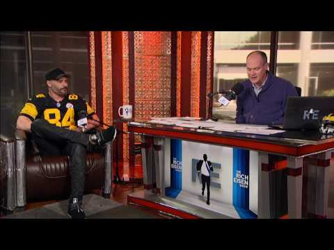 Actor Joe Manganiello on Why Mario Lemieux is The All-Time Best Pittsburgh Player - 12/5/16