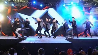 161001 [Special Show] Millenium Boy cover EXO - Monster + Lotto @ Esplanade#3 (BIG FINAL)