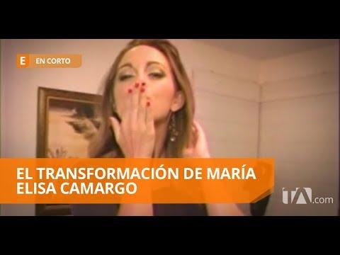 Así Interpretó María Elisa Camargo... Patricia Teherán