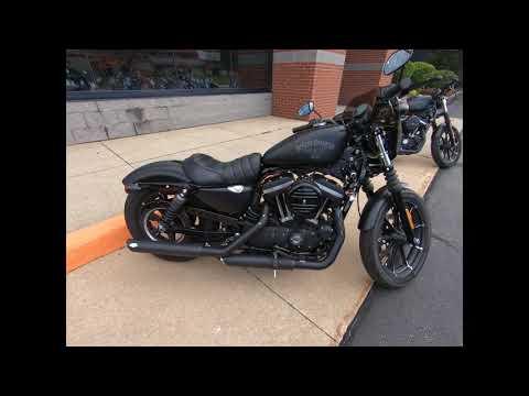 2017 HARLEY-DAVIDSON Sportster Iron 883 XL883N