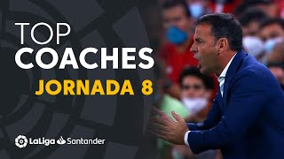 LaLiga Coaches Matchday 8: Simeone, Bordalás & Robert Moreno