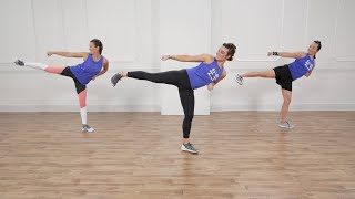 30-Minute BodyCombat-Inspired Workout With Boxing, Kung Fu, and Muay Thai
