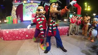 Max And Goofy Dance I2I/Eye To Eye! // Disneyland Edition