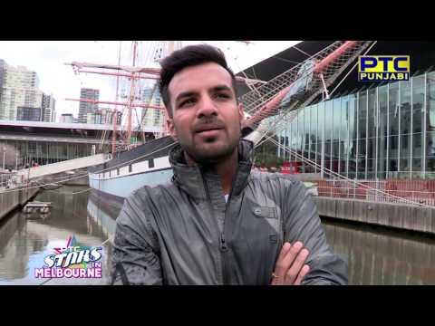 Happy Raikoti | PTC Stars in Melbourne | Interview | PTC Punjabi