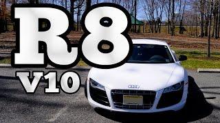 Regular Car Reviews: 2012 Audi R8 V10
