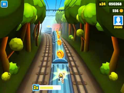 Lets Play Subway Surfers For Pc