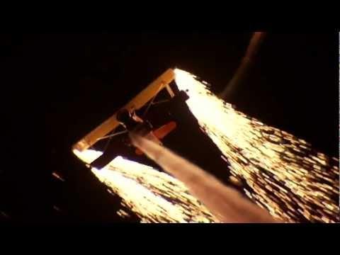 מטס זיקוקים לילי - מחשמל!