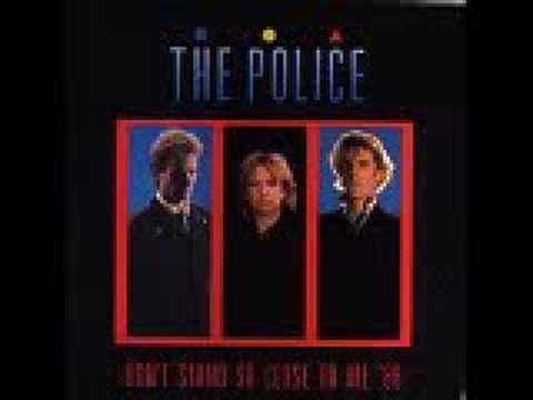 The Police - Don't Stand So Close To Me 86 (Dance Mix)
