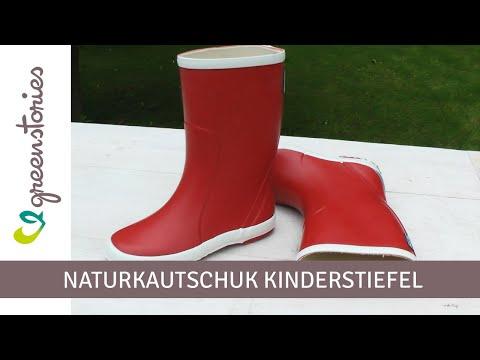 Grand Step Shoes | Kinder Gummistiefel | Naturkautschuk