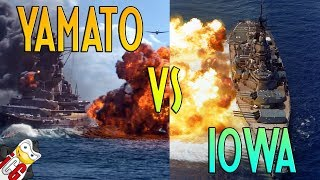 Uss Iowa Vs Yamato