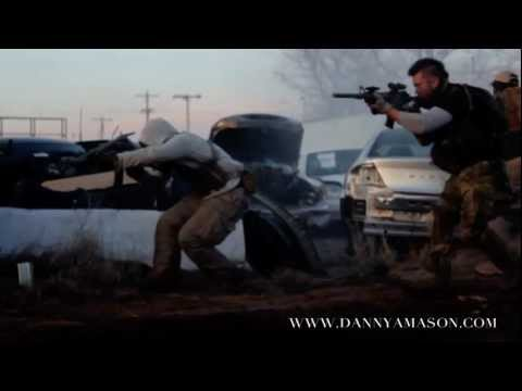 Danny August Mason 2013 Action Reel