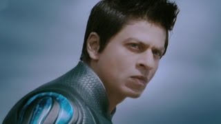 Shahrukh Khan loves to take on an action hero | Ra.One تحميل MP3