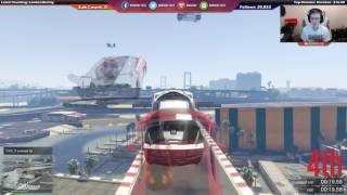 Worst Race Ever Round Four (GTA Online) [Twitch]
