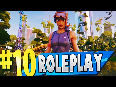 TOP 10 Best ROLEPLAY Creative Maps In Fortnite | Fortnite Roleplay Map CODES