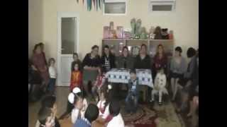 preview picture of video 'İsmayıllı şəhər 3saylı  uşaq baxçasında Mənzər  müəllimənin açıq məşğələsi.'