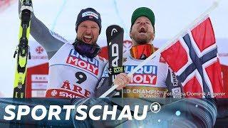 Ski-WM: Svindal Holt Zum Karriereende Silber | Sportschau
