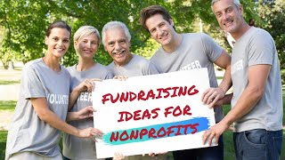 Top Fundraising Ideas For Nonprofits