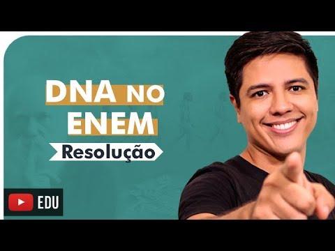 DNA NO ENEM - RESOLUÇÃO - Prof. Kennedy Ramos