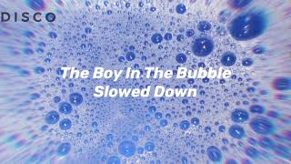 The Boy In The Bubble // Alec Benjamin // Slowed Down