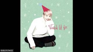XIA Junsu - Thank U For (Full Audio)
