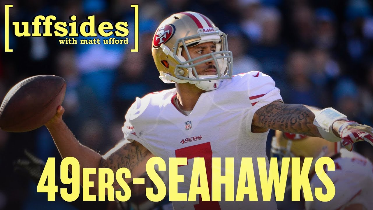 49ers vs Seahawks 2014: Uffsides NFC Championship Game Preview thumbnail