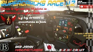 SUPERCRACKS RACE V.2-LIVE-BOMBERTIN-GRANTURISMO SPORT-PS4