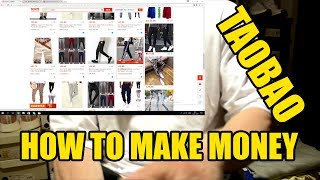 I MADE 500 DOLLARS ON TAOBAO IN 1 DAY - HOW TO