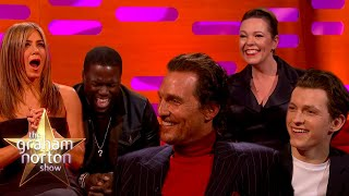 The Most Heart-Warming Moments On The Graham Norton Show   Part Two