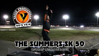 SID'S VIEW   09.18.21   Summers SK 50