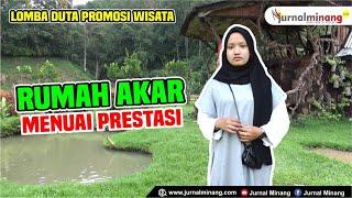 """Kereeen!! Video Promosi """"RUMAH AKAR"""" Tanjung Barulak Raih Juara III Tingkat Provinsi"""