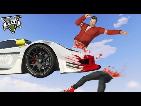 ME REVIENTAN XD - GTA 5 ONLINE - NexxuzHD