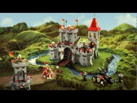 Vidéo LEGO Kingdoms 7946 : Le château du roi