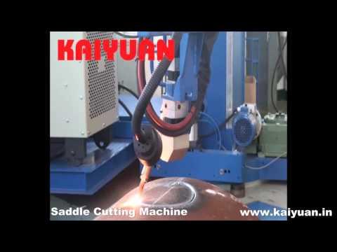 Pressure Vessel Cutting Machine