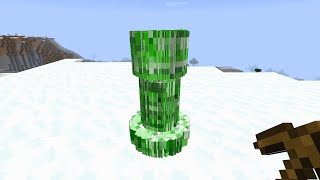 Minecraft but its Suspiciously Satisfying