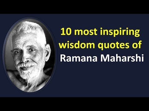 ramana maharshi quotes 10 most inspiring wisdom quotes of a