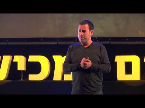 הרצאה מרתקת של היזם ואיש העסקים ינקי מרגלית
