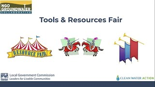 Groundwater Tools & Resource Fair
